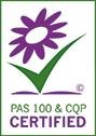 PAS100:2011 Certified